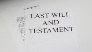 Last Will and Testament for Inherited Property - Quick Home Buyers NJ